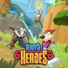 Portada oficial de de ReadySet Heroes para PS4