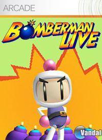 Portada oficial de Bomberman Live XBLA para Xbox 360