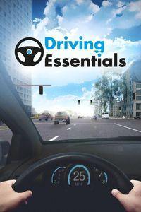 Portada oficial de Driving Essentials para Xbox One