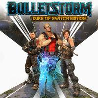 Portada oficial de Bulletstorm: Duke of Switch para Switch