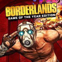 Portada oficial de Borderlands: Edición Juego del Año para PS4
