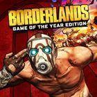 Portada oficial de de Borderlands: Edición Juego del Año para PS4