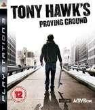 Portada oficial de de Tony Hawk's Proving Ground para PS3