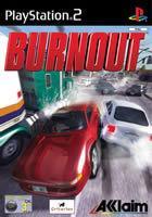 Portada oficial de de BurnOut para PS2