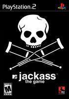 Portada oficial de de Jackass para PS2