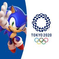 Portada oficial de Tokyo 2020 Sonic at the Olympic Games para Android