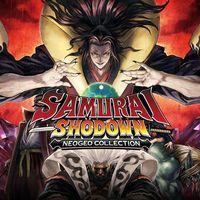 Portada oficial de Samurai Shodown NeoGeo Collection para PS4
