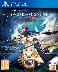 Portada oficial de Sword Art Online: Alicization Lycoris para PS4