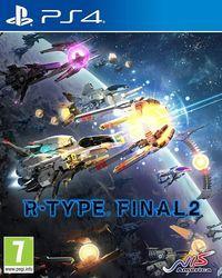 Portada oficial de R-Type Final 2 para PS4
