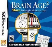 Portada oficial de Más Brain Training del Doctor Kawashima para NDS