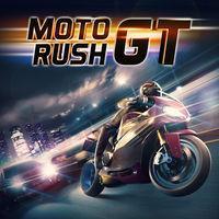 Portada oficial de Moto Rush GT para Switch