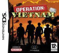 Portada oficial de Operation: Vietnam para NDS