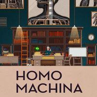 Portada oficial de Homo Machina para Switch