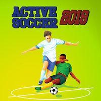 Portada oficial de Active Soccer 2019 para Switch