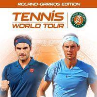 Portada oficial de Tennis World Tour: Roland-Garros Edition para PS4