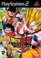 Portada oficial de de Dragon Ball Z: Budokai Tenkaichi 3 para PS2