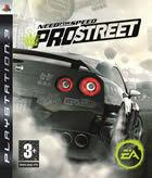 Portada oficial de de Need for Speed ProStreet para PS3