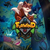 Portada oficial de Furwind para Switch