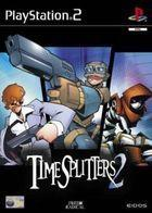 Portada oficial de de TimeSplitters 2 para PS2