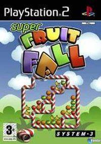 Portada oficial de Super Fruitfall para PS2