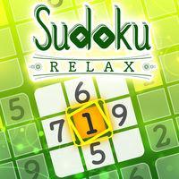 Portada oficial de Sudoku Relax para Switch