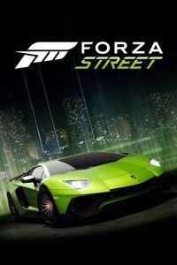 Portada oficial de Forza Street para PC