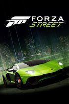 Portada oficial de de Forza Street para PC