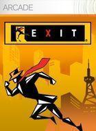 Portada oficial de de Exit XBLA para Xbox 360