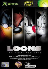 Portada oficial de Loons: The Fight for Fame para Xbox