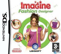 Portada oficial de Imagine Fashion Designer para NDS