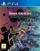 Portada oficial de de The Ninja Saviors - Return of the Warriors para PS4