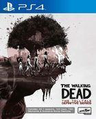 Portada oficial de de The Walking Dead: The Telltale Definitive Series para PS4