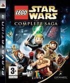 Portada oficial de de LEGO Star Wars: The Complete Saga para PS3