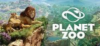 Portada oficial de Planet Zoo para PC