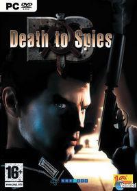 Portada oficial de Death to Spies para PC