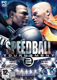 Portada oficial de Speedball 2 para PC