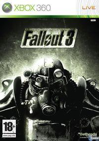 Portada oficial de Fallout 3 para Xbox 360