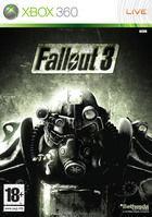 Portada oficial de de Fallout 3 para Xbox 360