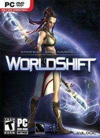 Portada oficial de WorldShift para PC
