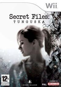 Portada oficial de Secret Files: Tunguska para Wii