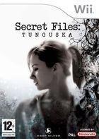Portada oficial de de Secret Files: Tunguska para Wii