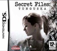 Portada oficial de Secret Files: Tunguska para NDS