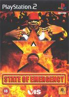 Portada oficial de de State of Emergency para PS2