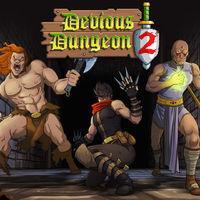 Portada oficial de Devious Dungeon 2 para Switch