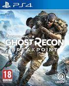 Portada oficial de de Ghost Recon Breakpoint para PS4