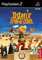 Portada oficial de de Asterix en los Juegos Olímpicos para PS2