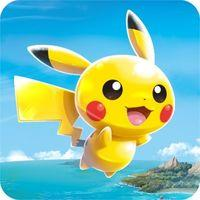 Portada oficial de Pokemon Rumble Rush para Android