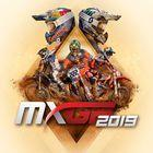 Portada oficial de de MXGP 2019 para PS4