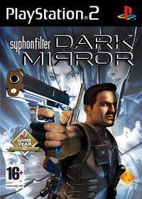 Portada oficial de Syphon Filter Dark Mirror para PS2