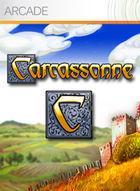 Portada oficial de de Carcassonne XBLA para Xbox 360